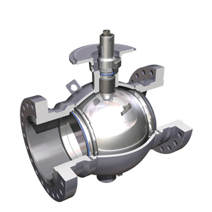 Fully-Welded-ball-valve